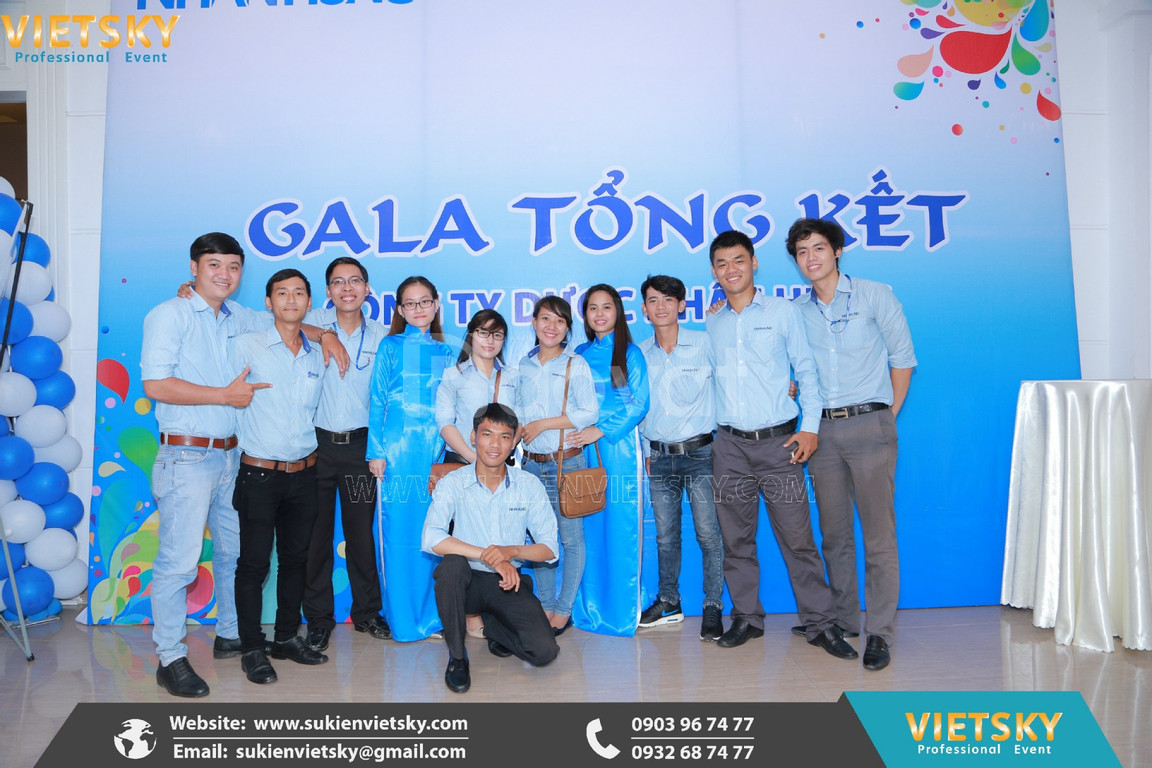 Công ty tổ chức gala dinner giá rẻ tại HCM
