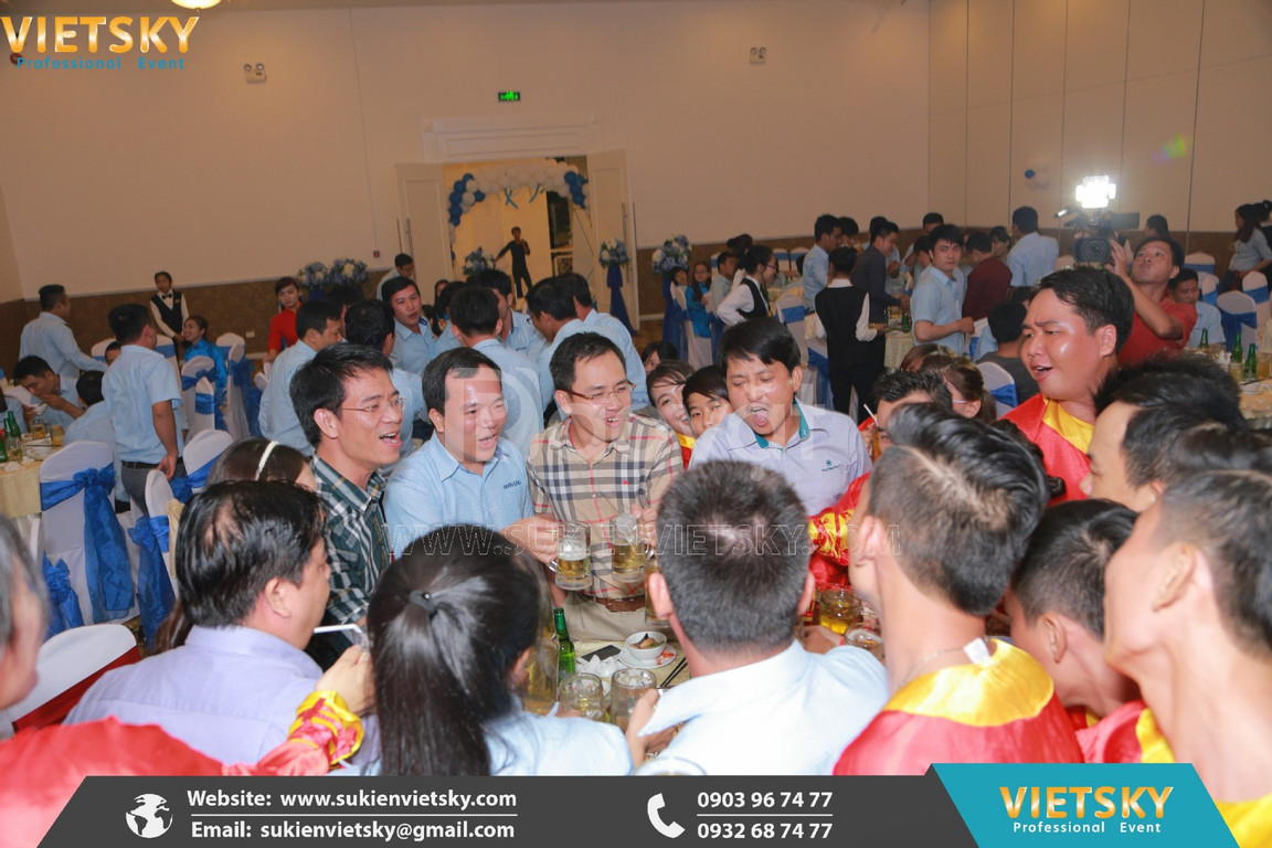 Công ty tổ chức tiệc tất niên giá rẻ tại Tây Ninh