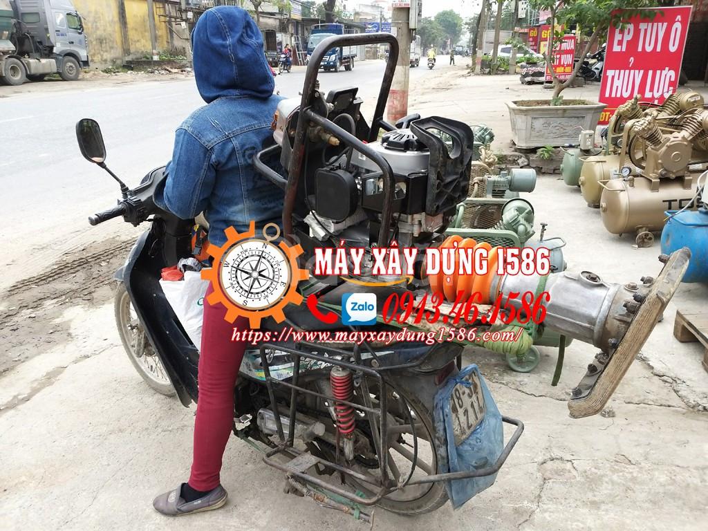 Máy đầm cóc mikasa MT55L, MT72 bãi