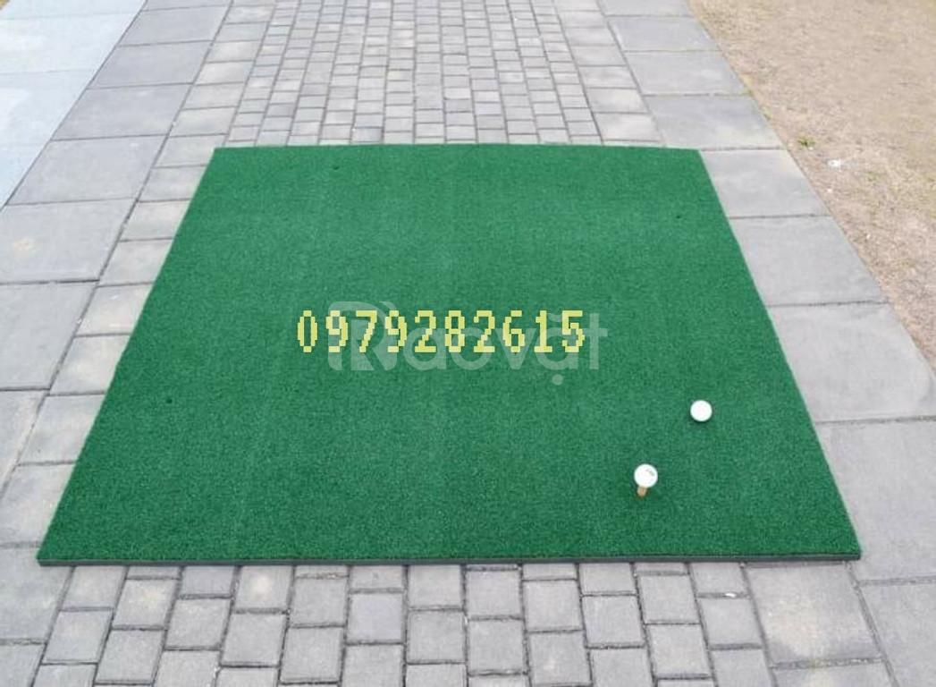 Thảm phát banh golf mới  (ảnh 1)