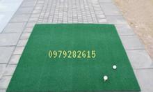 Thảm phát banh golf mới