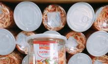 Mực xé sợi hấp nước dừa loại 1