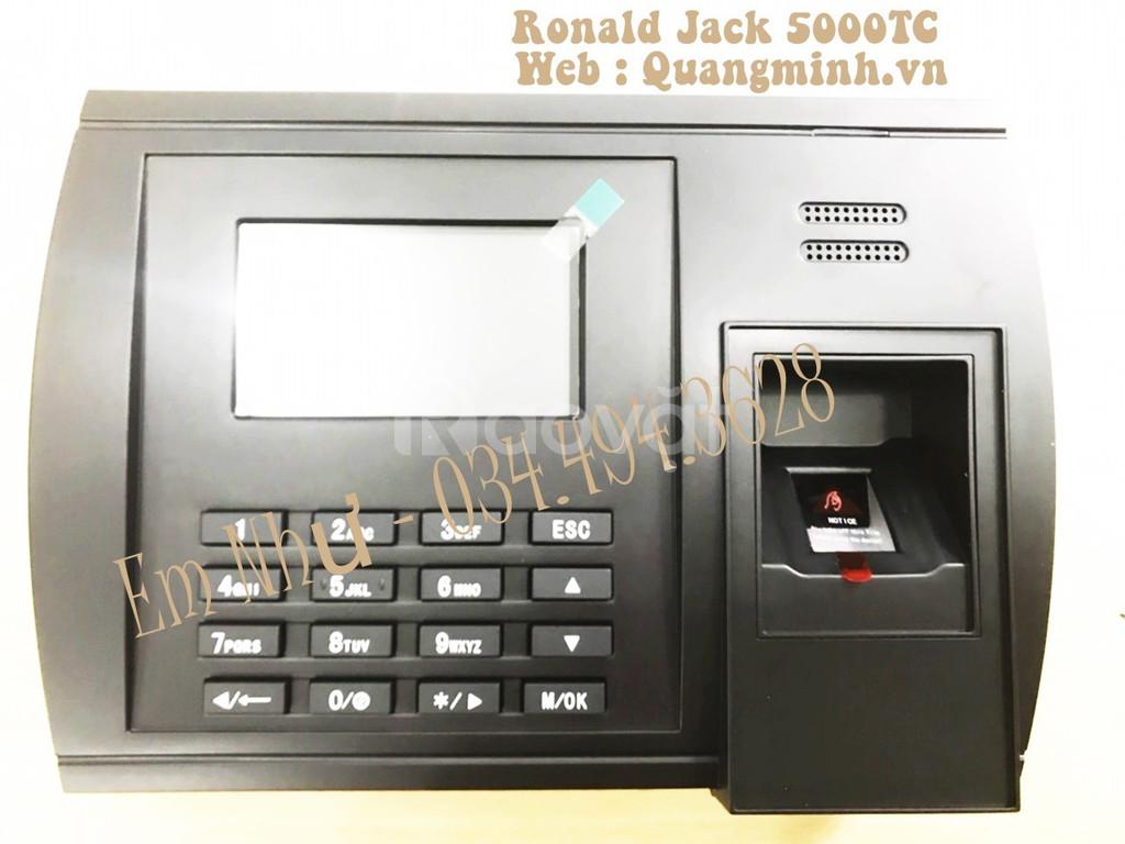 Máy chấm công Ronald Jack RJ800