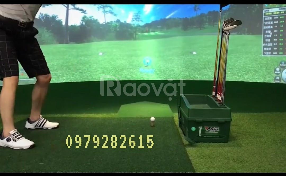Thảm phát banh golf mới  (ảnh 4)
