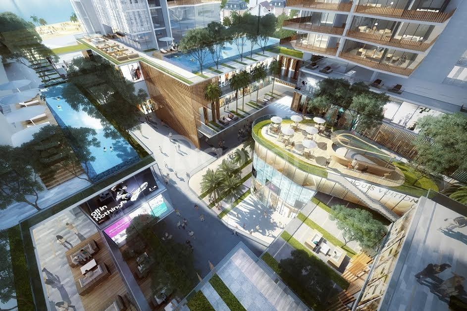 Cơ hội sở hữu căn hộ mặt tiền biển sang đường Võ Nguyên Giáp