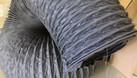 Ống gió mềm vải D100, D125, D150, D200, D250 thông gió, hút khí. (ảnh 4)