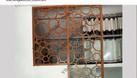 BST vách ngăn trang trí cầu thang với mẫu cnc gỗ đẹp (ảnh 4)