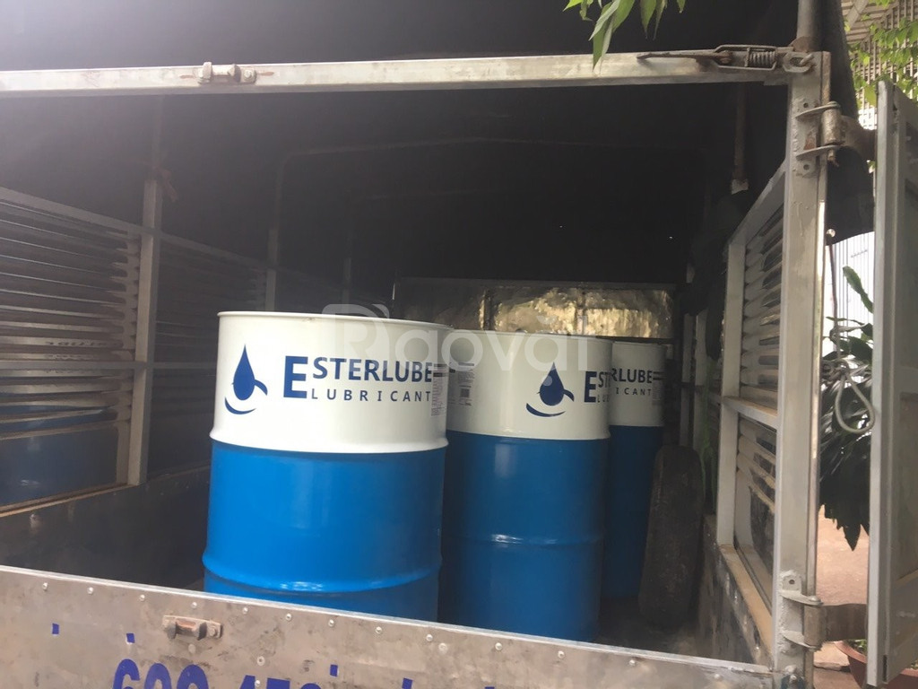 Dầu thủy lực Esterlube cho xe công trình (ảnh 6)