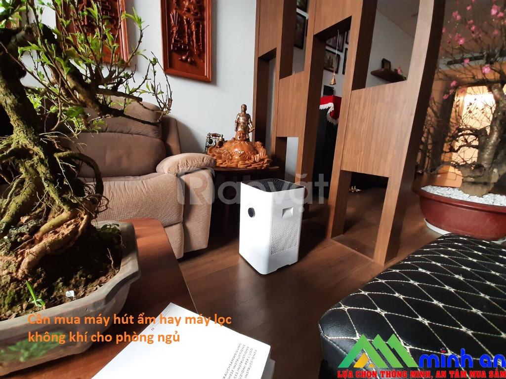 Cần mua máy hút ẩm hay máy lọc không khí cho phòng ngủ.