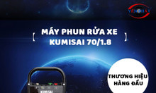 Máy phun rửa xe Kumisai 70/1.8