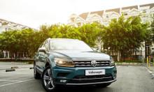 Volkswagen Tiguan Luxury giá chỉ còn 1 tỷ 709 triệu + quà tặng