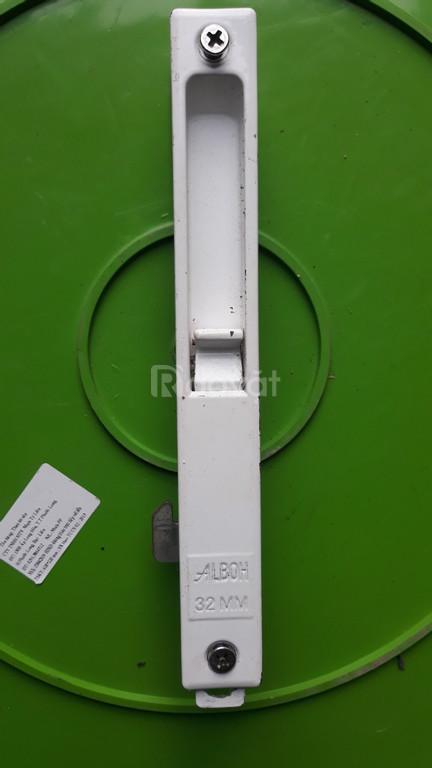 Thợ thay bánh xe cửa nhôm lùa sài gòn HCM - Lưu động