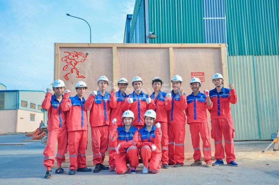 Đóng thùng gỗ kín để vận chuyển hàng hoá tại Bắc Ninh