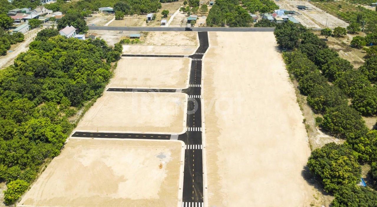 Đất nền sổ đỏ, trang thiết bị cơ sở hạ tầng đạt Huyện Cam Lâm