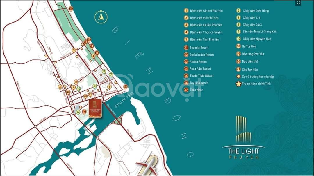 Ra mắt sản phẩm chung cư đầu tiên tại Thành phố Tuy Hòa (ảnh 3)