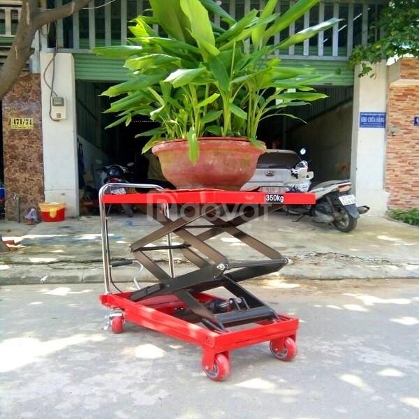 Kinh nghiệm chọn xe nâng cây cảnh cho nhà vườn