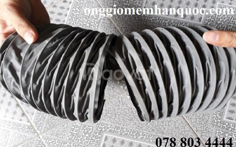 Ống gió mềm nhôm, vải fiber, vải tarpaulin chính hãng giá rẻ