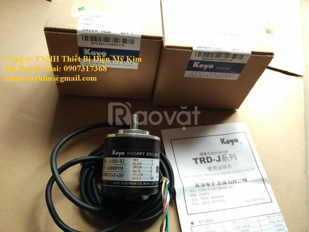 Bộ mã hóa vòng quay TRD-J1000-RZVW