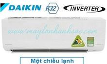 Điều hòa treo tường Daikin Inverter Gas R32 giá rẻ