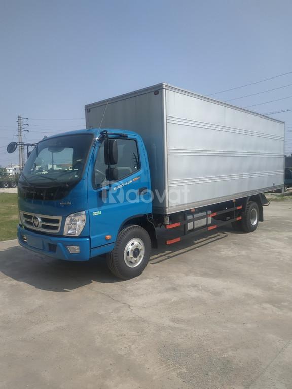 Thaco Ollin 720.E4 - Xe tải trung 7 tấn