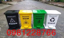 Địa chỉ bán thùng rác nhựa 15l chất lượng cao