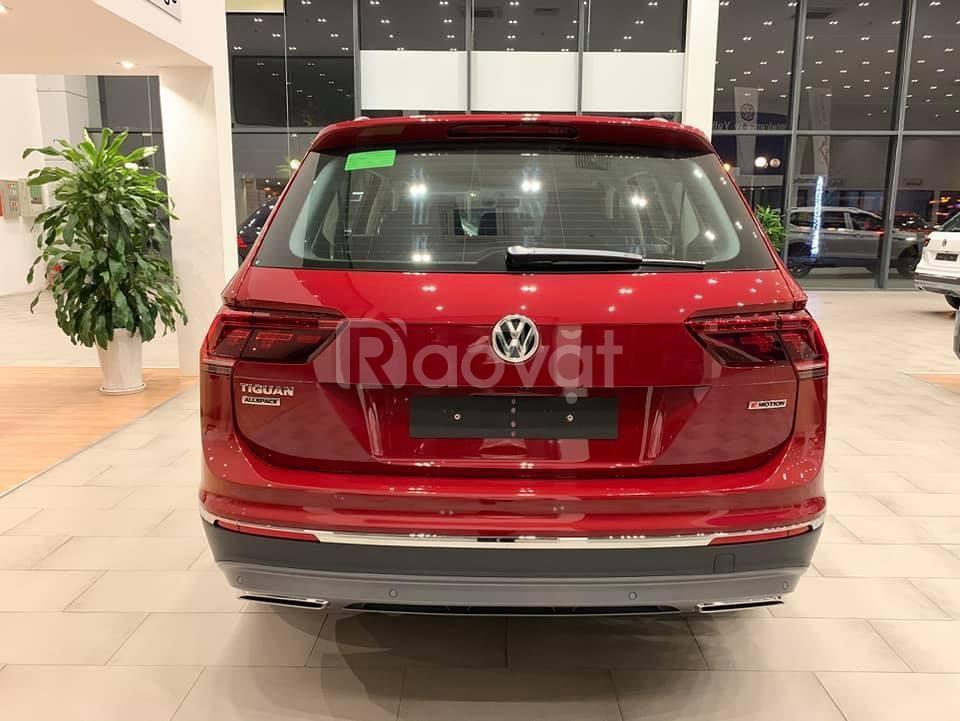 Volkswagen Tiguan Luxury S 2020 giá tốt