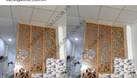 BST vách ngăn trang trí cầu thang với mẫu cnc gỗ đẹp (ảnh 8)