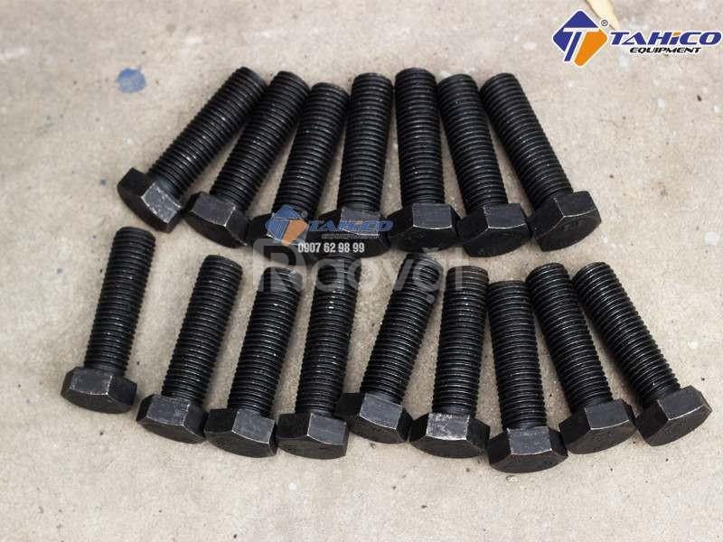 Đường dẫn nhớt và phụ kiện lắp đặt cầu nâng 1 trụ tại Bảo Lộc Lâm Đồng