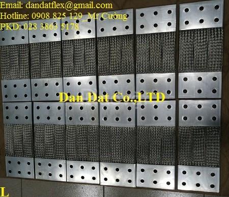 Dây đồng bện chuyên dùng cho ngành tự động hóa, thanh nối đồng mềm