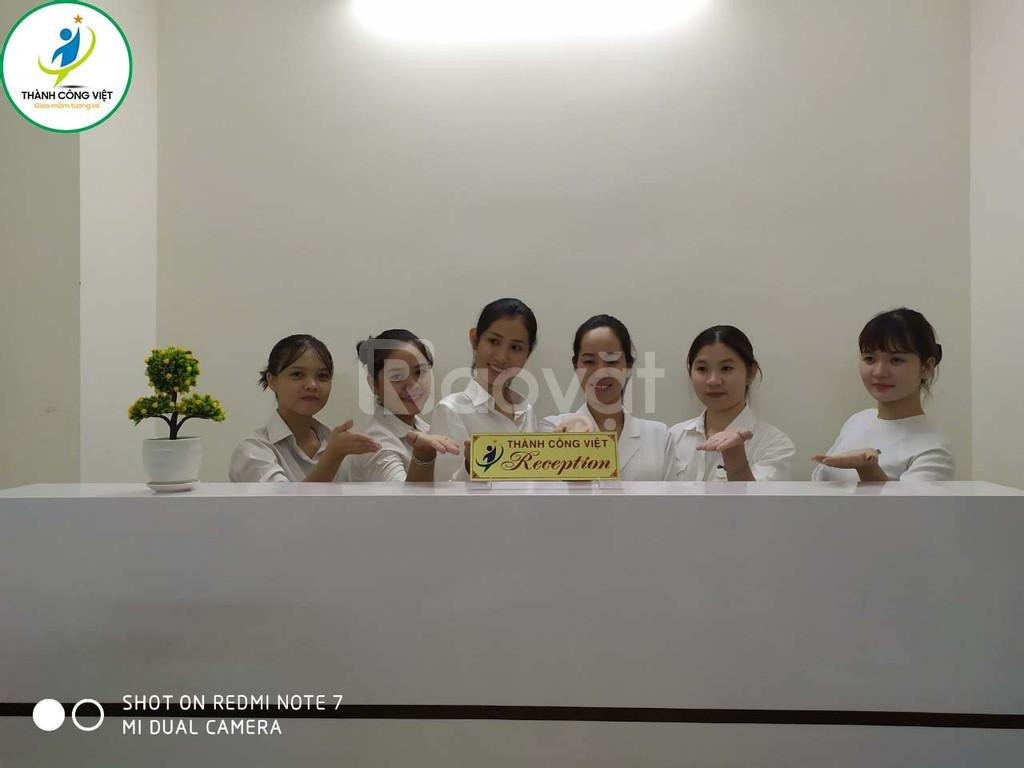 Học lễ tân khách sạn Đà Nẵng
