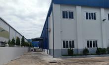 Cho thuê nhà xưởng 5500m2 KCN Tân Phú Trung