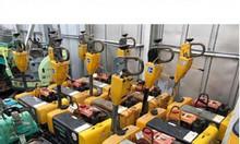 Bán máy lu dắt tay Nhật bãi 500 - 1000kg giá cạnh tranh