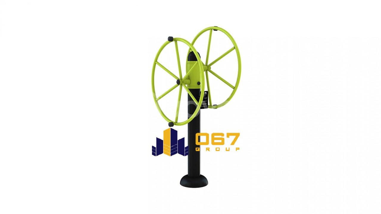 Ceria Gym Arm Wheel - Thiết bị thể dục thể thao