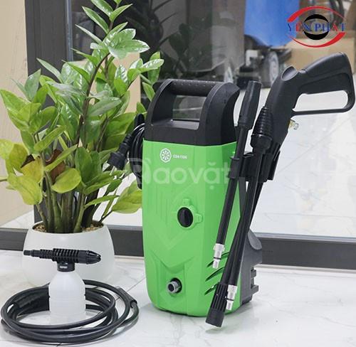 Máy xịt rửa xe máy mini gia đình IPC PW-C04
