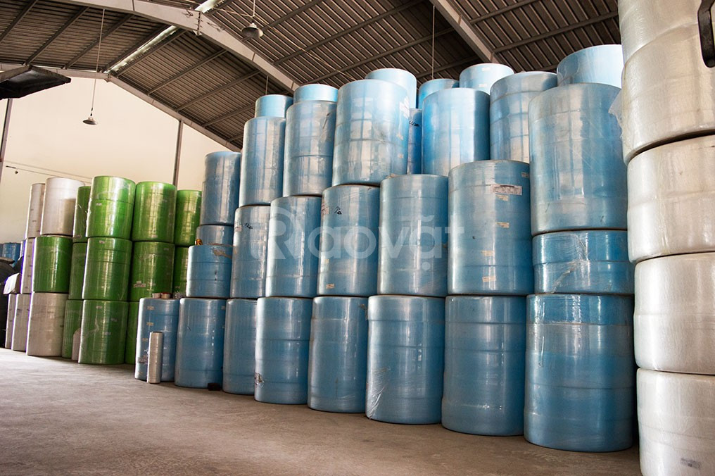 Chuyên sản xuất vải không dệt pp, pe, pp phủ pe số lượng lớn