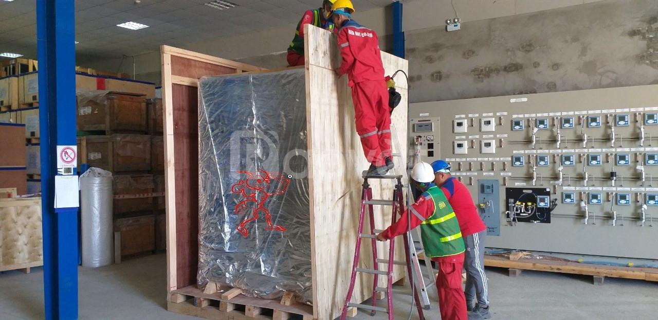 Dịch vụ đóng kiện gỗ, thùng gỗ tại Nam Định
