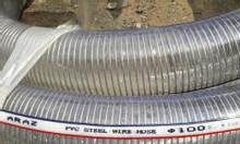 Chuyên cung cấp ống nhựa mềm lõi thép D50, D60, D64, D76 dẫn thực phẩm