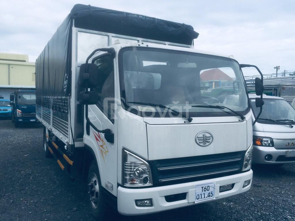 Xe tải faw 8 tấn giá rẻ ga cơ