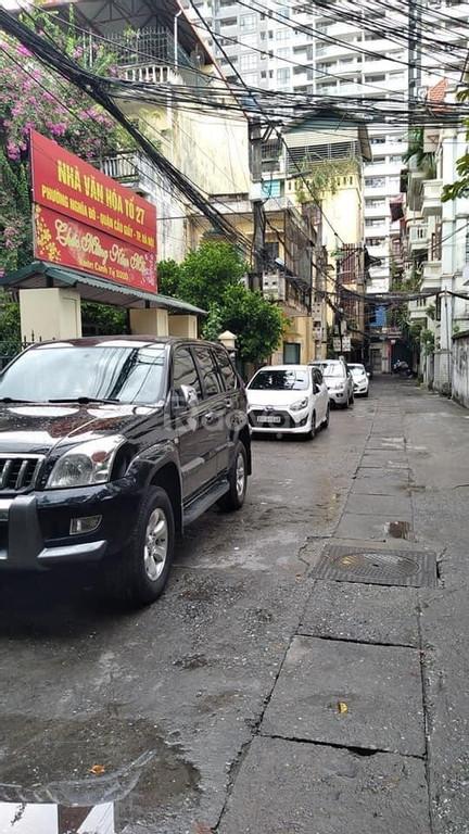 Nhà mặt ngõ kinh doanh đẹp quận Hai Bà Trưng giá siêu rẻ chỉ 2ty7
