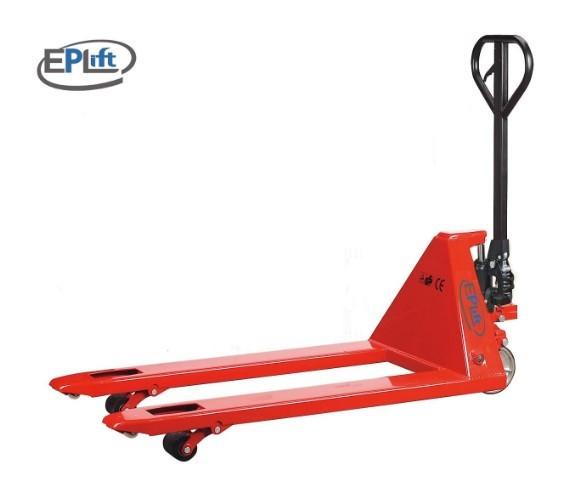 Xe nâng tay giá rẻ Eplift nâng từ 2,5 tấn đến 5 tấn