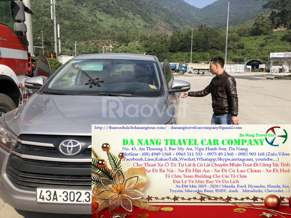 Thuê xe du lịch riêng tư xe tự lái tại Đà Nẵng công ty tour uy tín