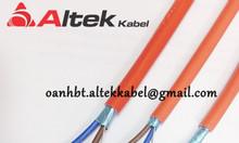 Cable tín hiệu chống cháy, chống nhiễu altek kabel