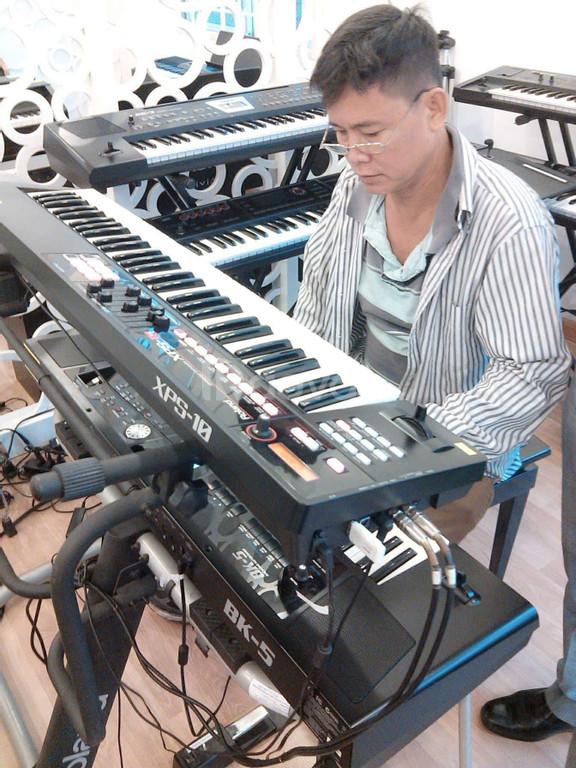 Dạy học Organ Guitar chất lượng thị trấn Đức Hòa