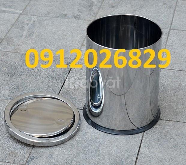 Nơi bán thùng rác inox chất lượng và rẻ nhất tại TP HCM