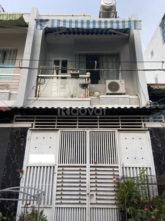 Nhà HXH 1/ đường Đất Mới, 4x10m, 1 trệt 1 lầu đúc