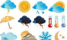 Cùng Atlantic học từ vựng tiếng Hàn về thời tiết