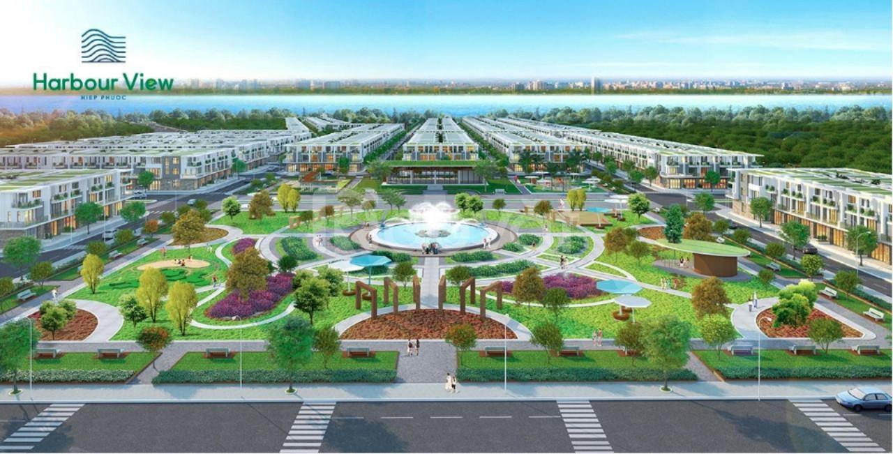 Đất nền dự án Hiệp Phước Harbour view