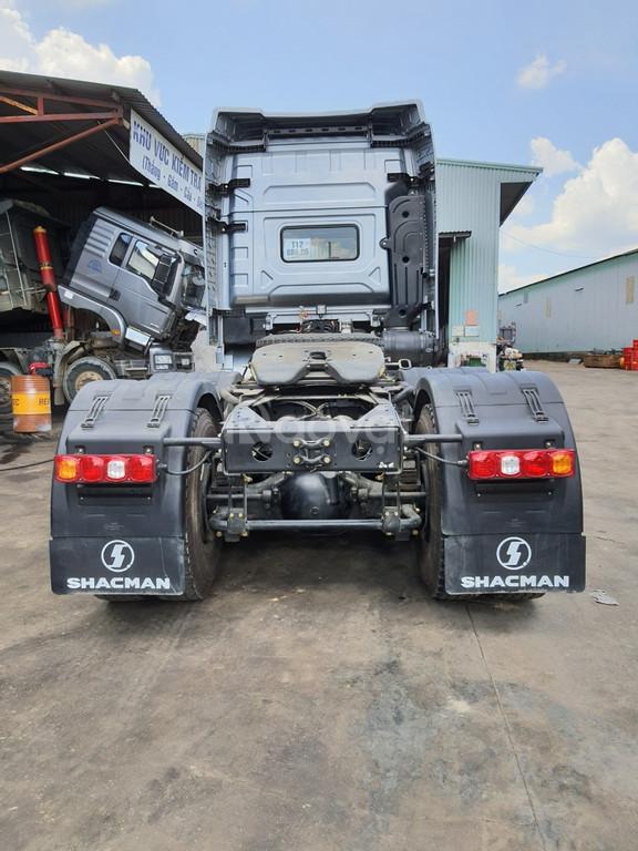 Xe đầu kéo shacman x3000 2020