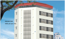 Bán tòa nhà 7 tầng, lô góc, trục chính Ngô Thì Nhậm