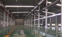Cho thuê kho xưởng DT 3800m2 KCN Đại Đồng, Tiên Du, Bắc Ninh